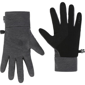 The North Face Etip Gloves Dame tnf dark grey heather